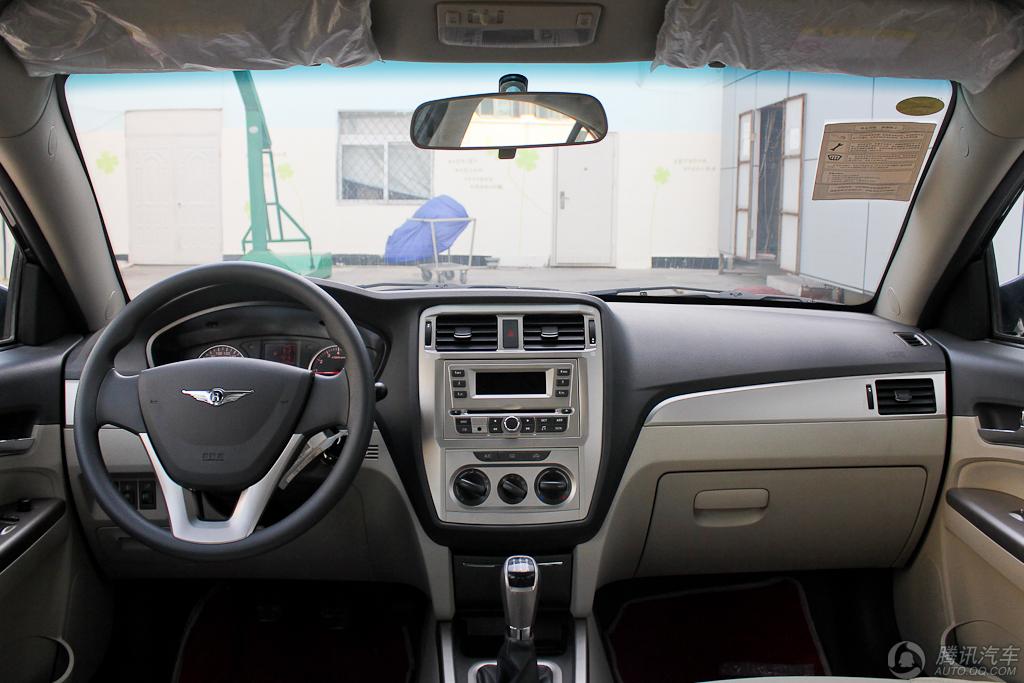 2012款 瑞麒G3 1.6MT 豪华型