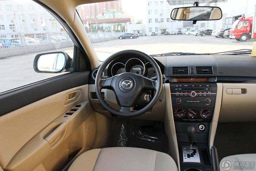 2012款 马自达3 1.6 AT经典款特惠型