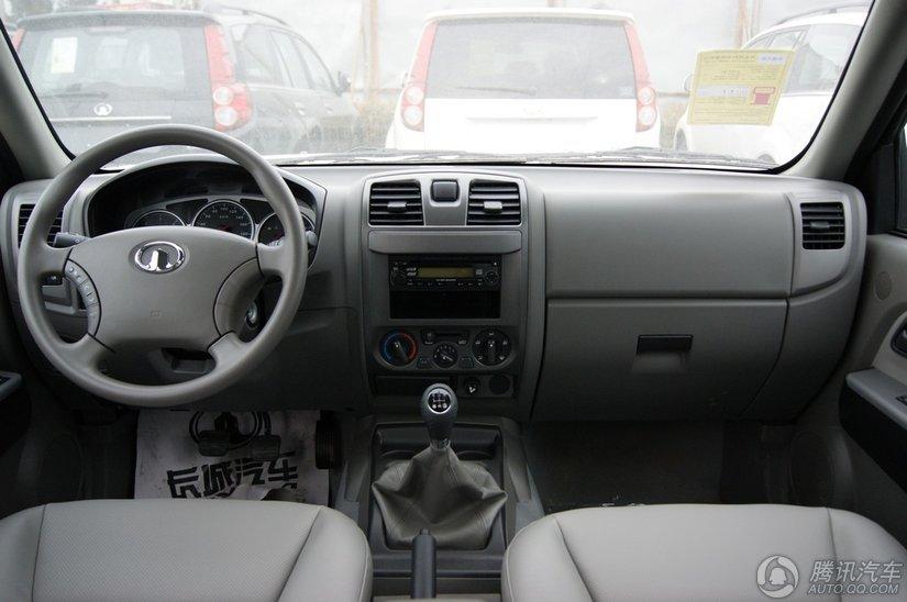 2009款 风骏5 2.8L后驱柴油商务版豪华型