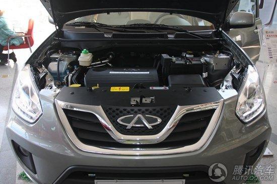2012款 瑞虎 精英版 1.6DVVT MT舒适型