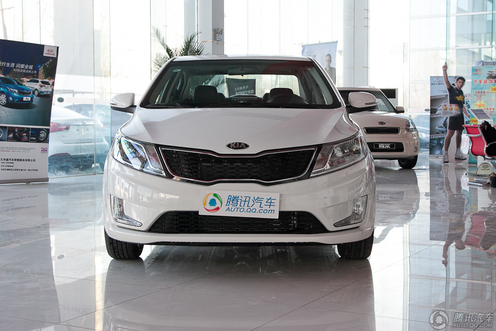 2012款 起亚K2 三厢 1.6L AT Premium ECO 纪念版