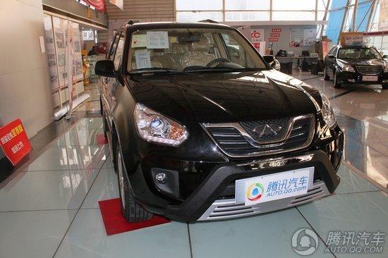 2012款 瑞虎 精英版 1.6DVVT CVT豪华型