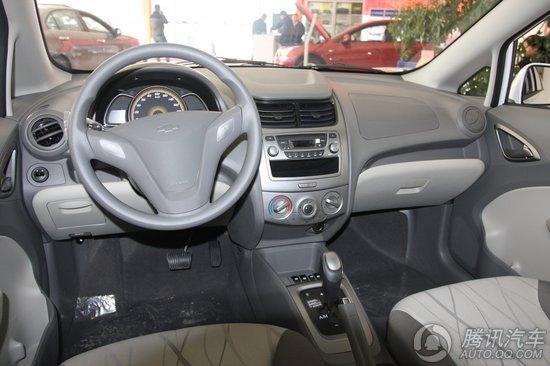 2011款 赛欧 两厢 1.4 SX EMT幸福版