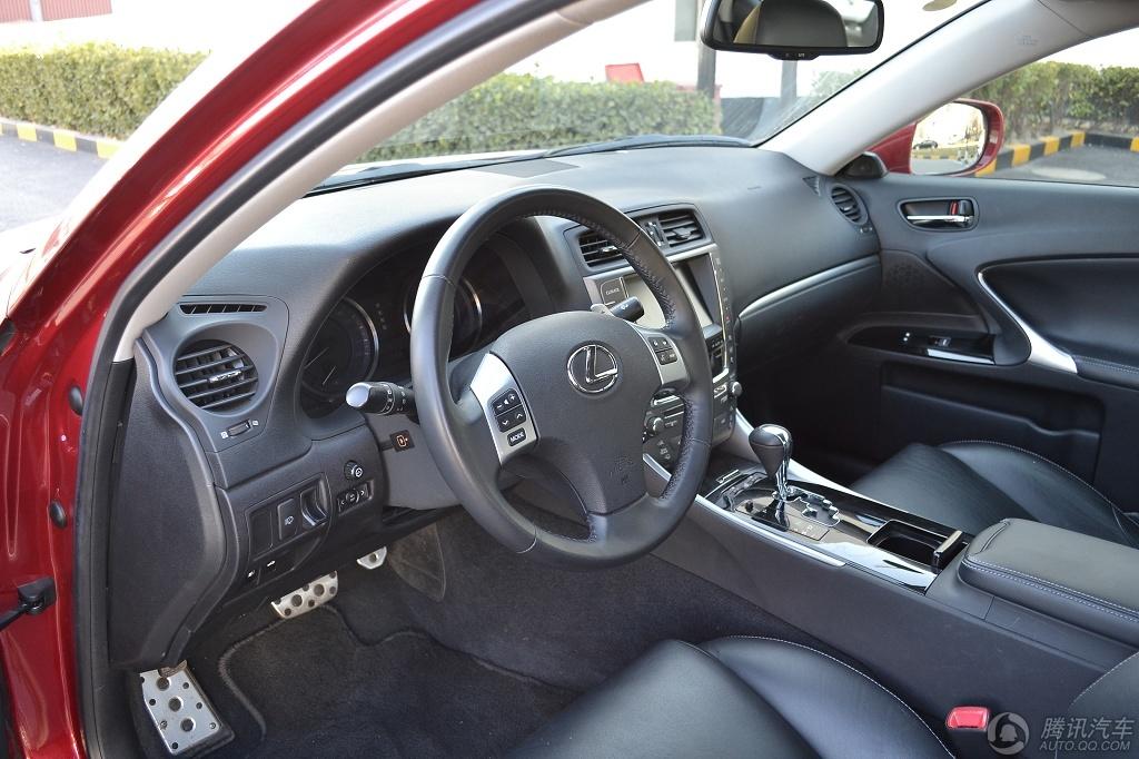 2010款 雷克萨斯 IS 250炫动版