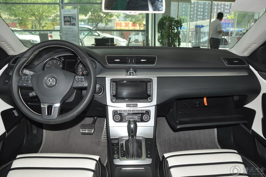 2012款 一汽大众CC 3.0FSI V6