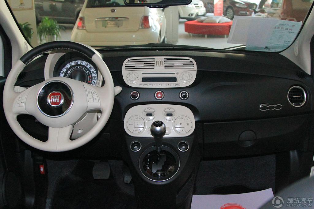 2012款 菲亚特500 1.4L Gucci版