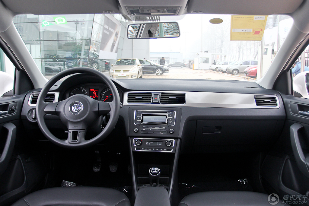 2013款 新桑塔纳 1.4L 手动舒适版