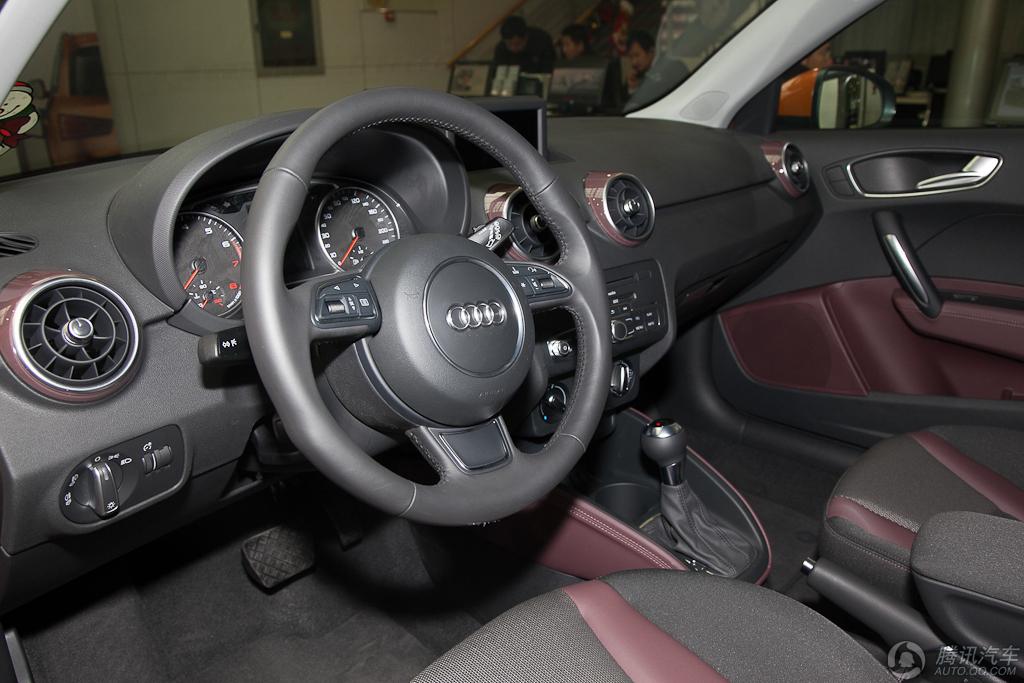 2013款 奥迪A1 30 TFSI Sportback Ego