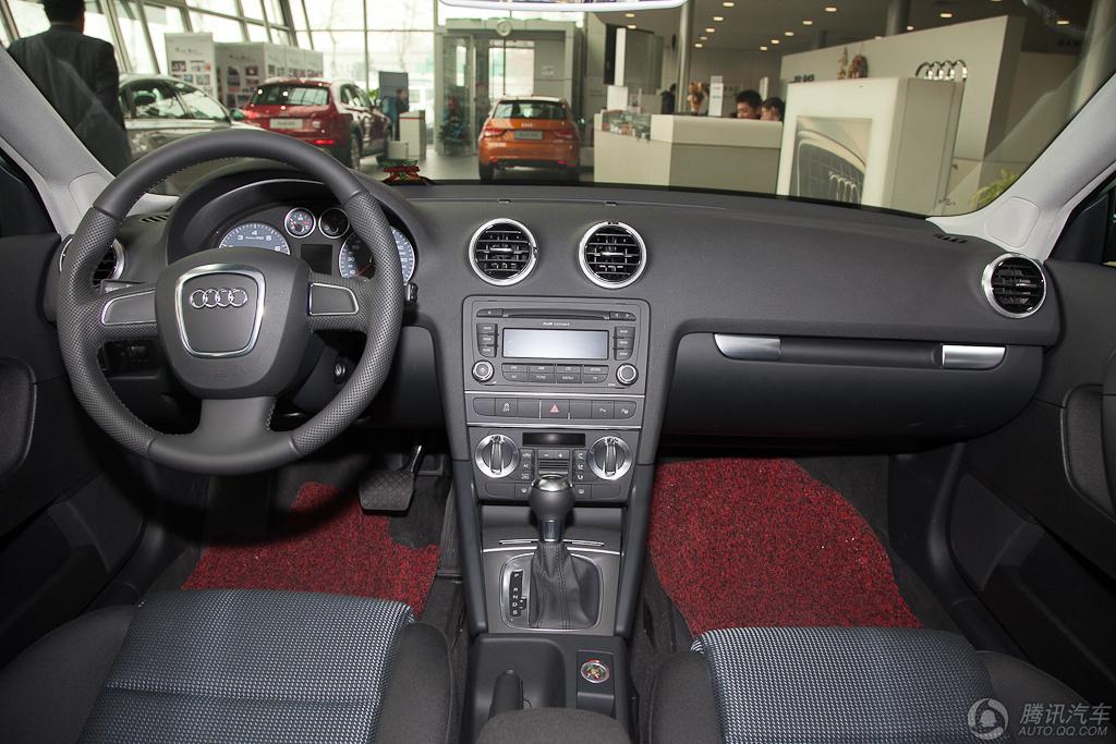 2013款 奥迪A3 Sportback 30 TFSI 舒适型
