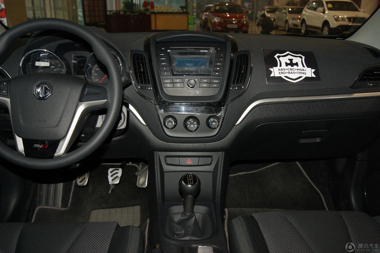 2012款 MG5 1.5L MT 豪华版