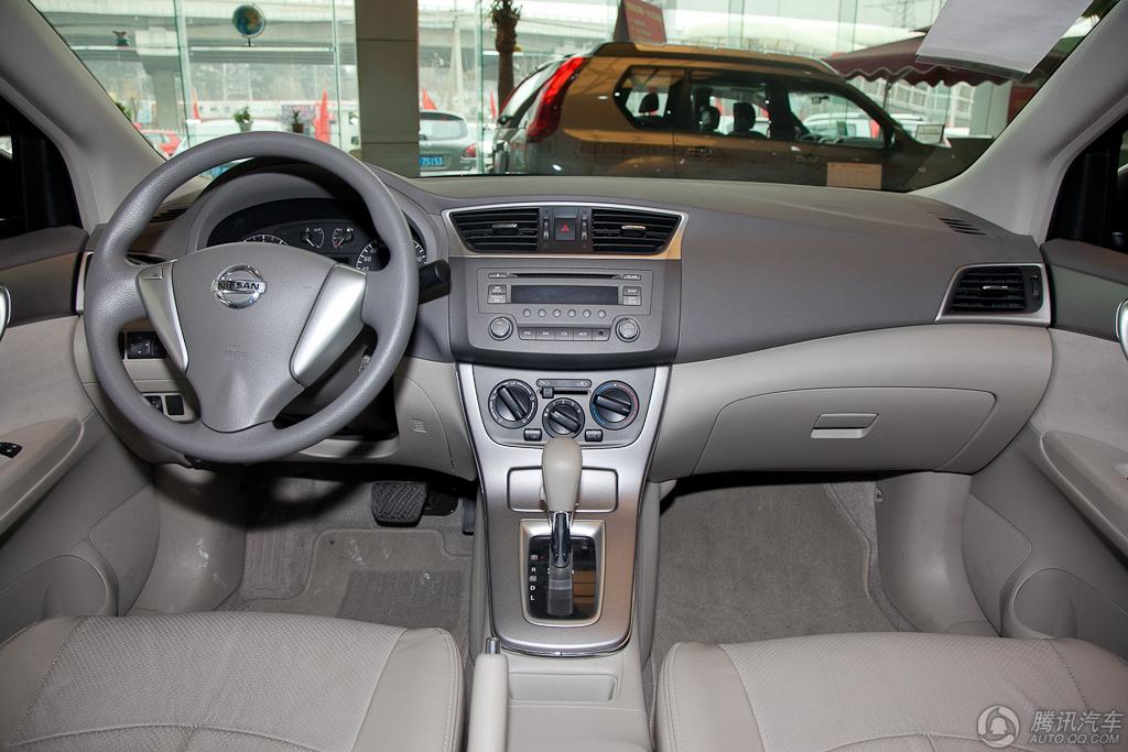 2012款 新轩逸 1.6XE CVT舒适版