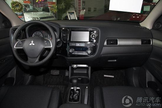2013款 欧蓝德EX 2.0L 四驱都市导航版
