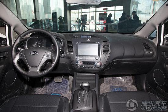 2013款 起亚K3 1.6L 自动DLX