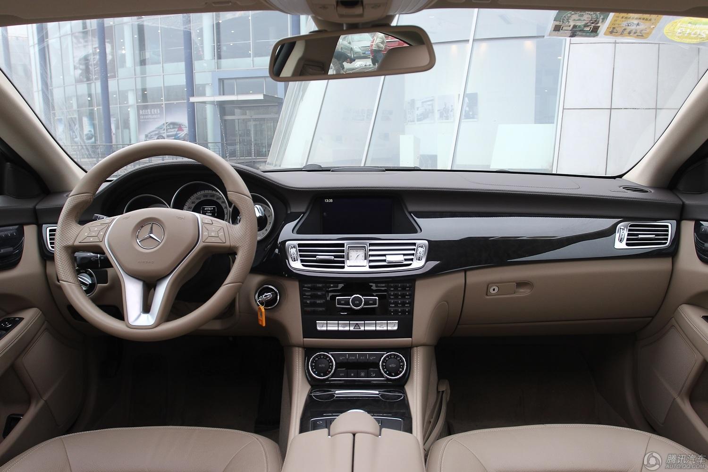 2012款 奔驰CLS 300 CGI