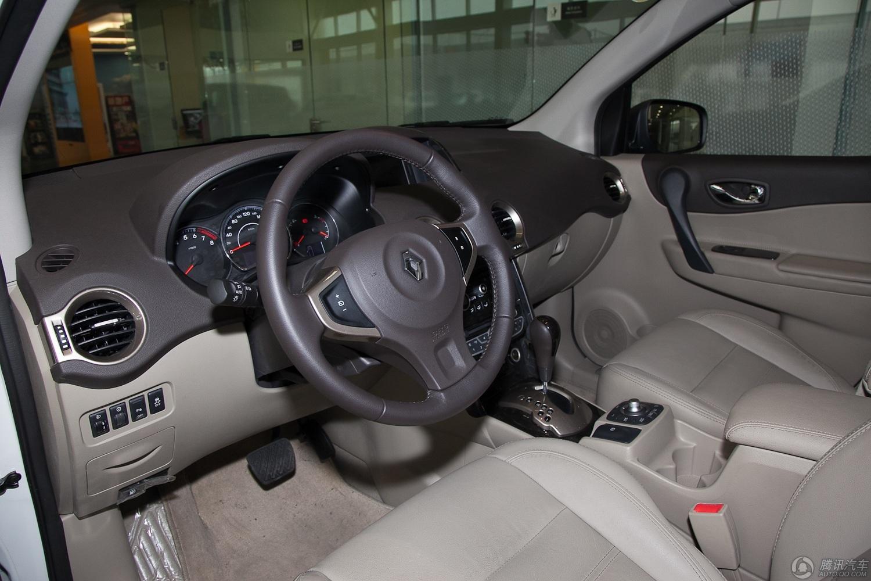 2013款 科雷傲 2.5L 四驱舒适导航版