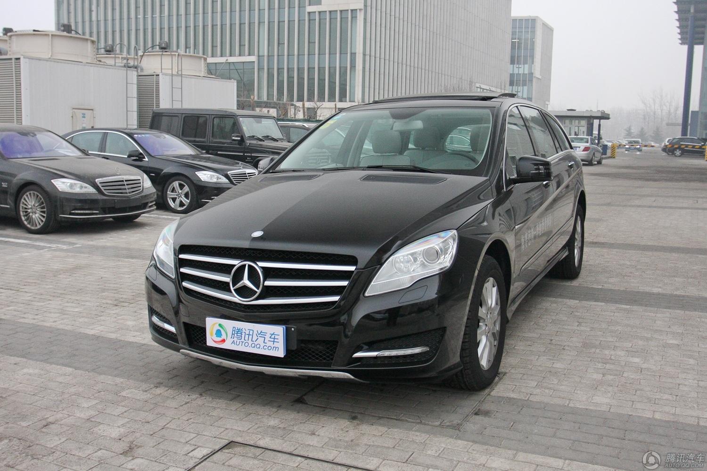 [腾讯行情]上海 进口奔驰R级车型降15.5万