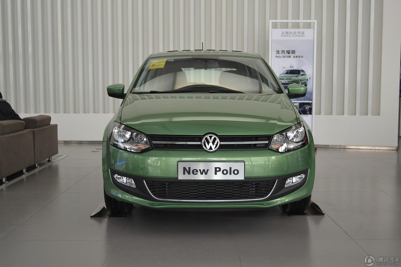 2013款 POLO 1.6L 自动豪华版