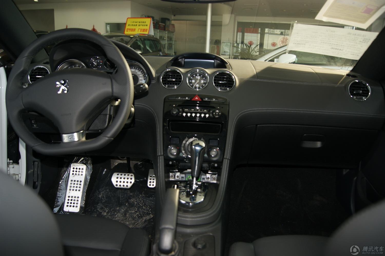 2011款 标致RCZ 1.6T AT豪华运动型