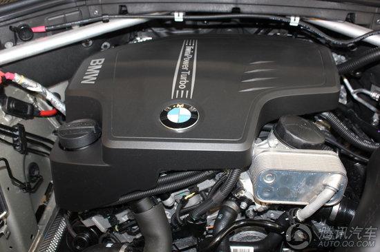 2012款 宝马X3 xDrive28i 豪华型