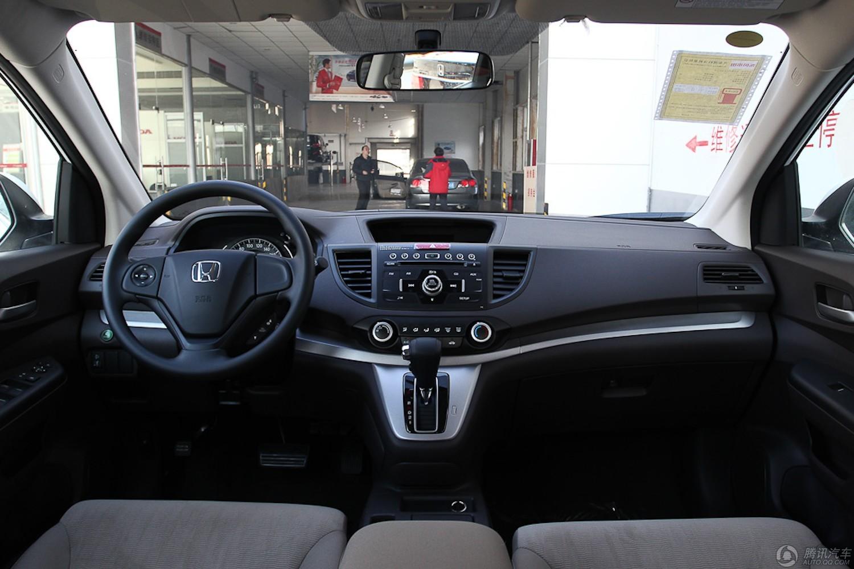 2012款 本田CR-V 2.0L AT都市版Lxi 两驱
