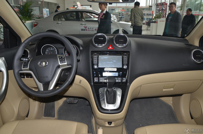2012款 长城 哈弗H6 2.4L AT 精英型 两驱