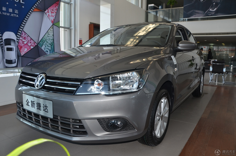 2013款 大众 捷达 1.6L 自动舒适型 (开罗金)