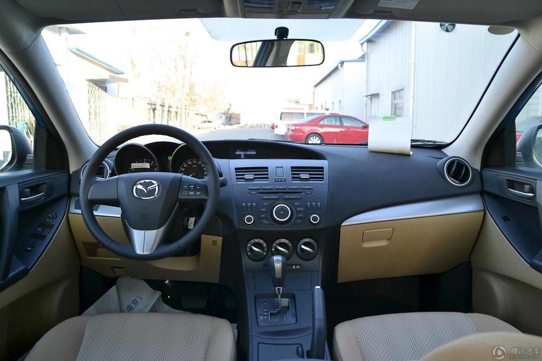 2012款 马自达3星骋 三厢 1.6L 自动舒适型