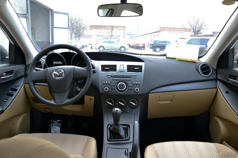 2011款 马自达3星骋 1.6L 手动舒适型