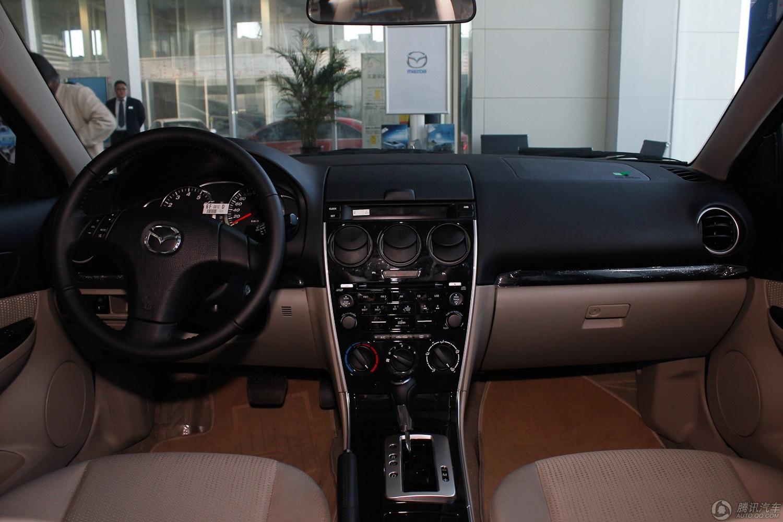 2012款 马自达6 2.0L AT时尚型