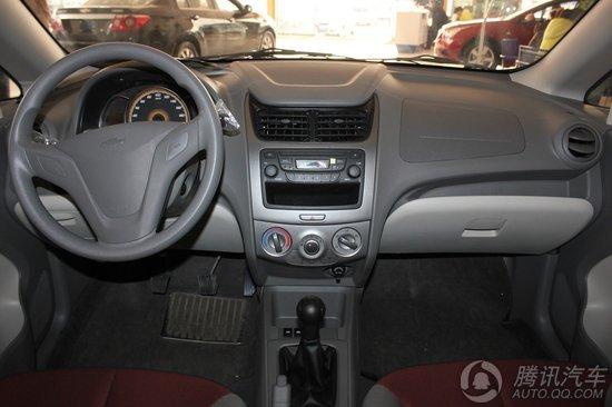 2010款 赛欧 1.2 SE 手动理想版