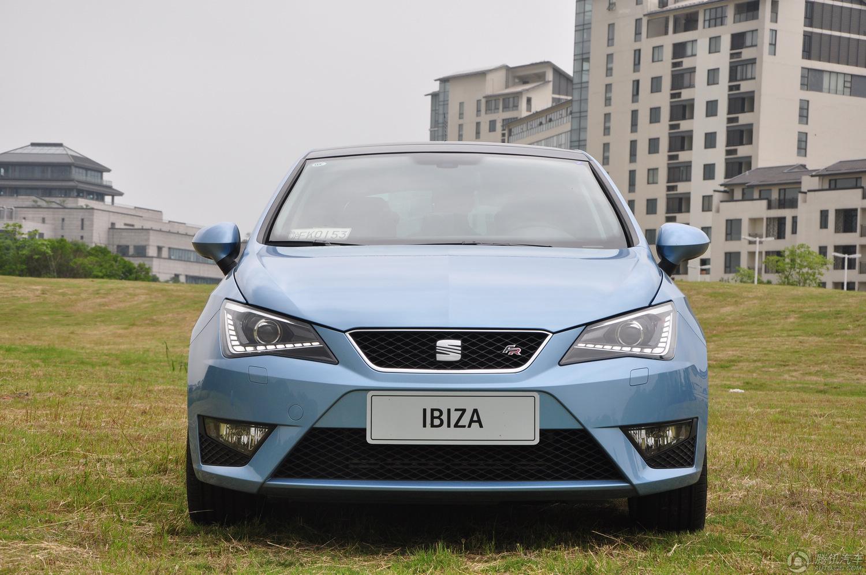 2013款 伊比飒Ibiza 1.4TSI 旅行版FR 试驾实拍