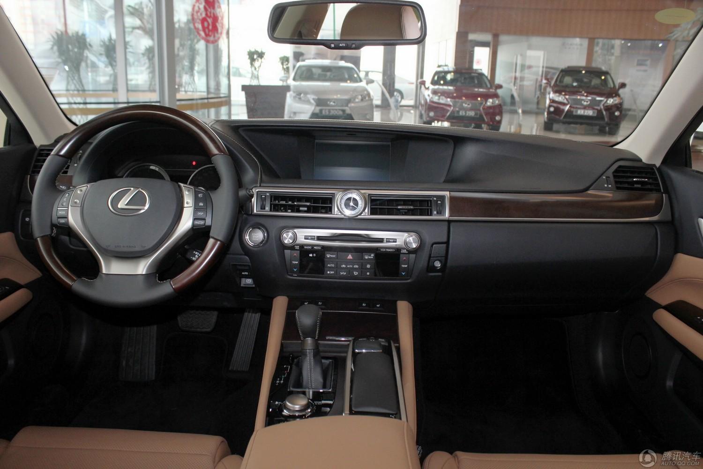 2012款 雷克萨斯GS 350 豪华全驱版