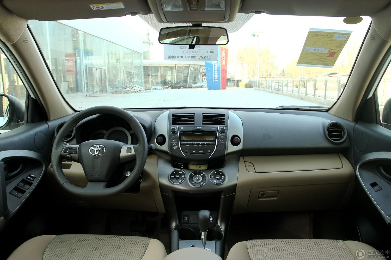 2013款 丰田RAV4 特装 2.0 AT特享精英版