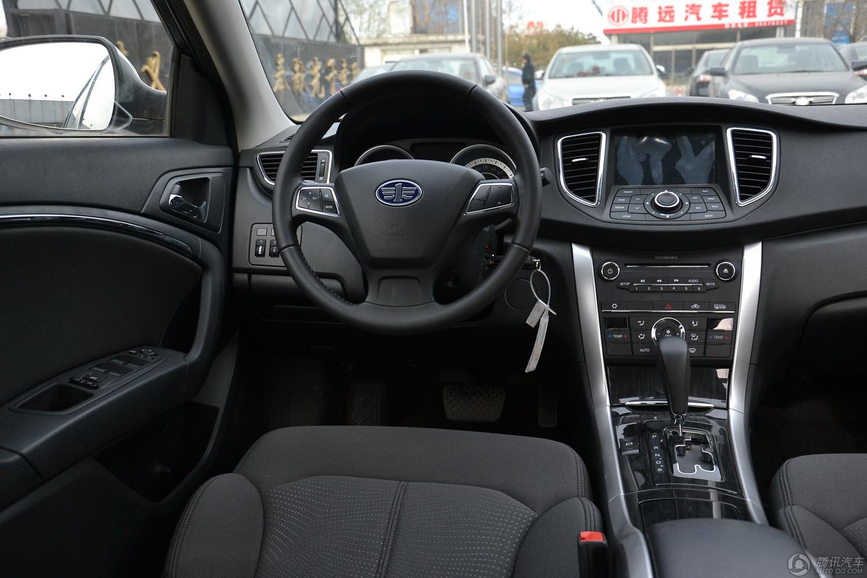 2012款 奔腾B90 2.0L AT舒适型