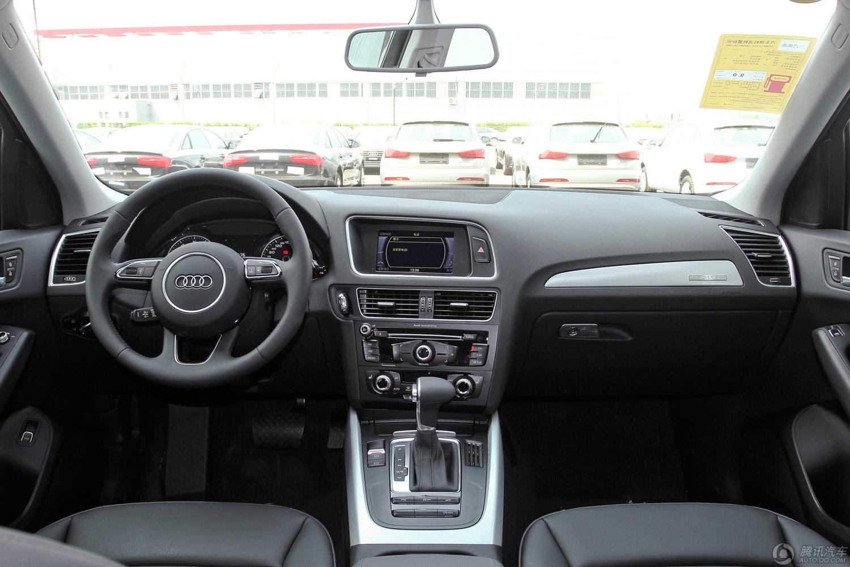 2013款 奥迪Q5 40 TFSI 技术型