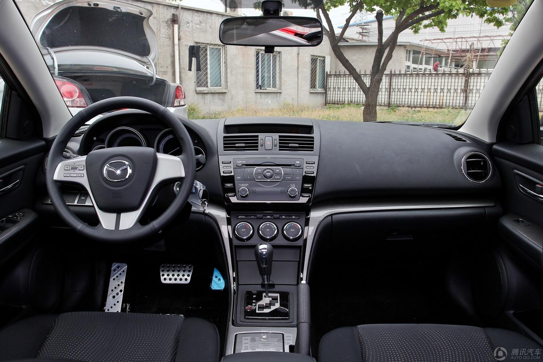 2012款 马自达6 睿翼 轿跑 2.0L 精英版