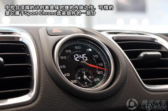 保时捷 cayman s高清图片
