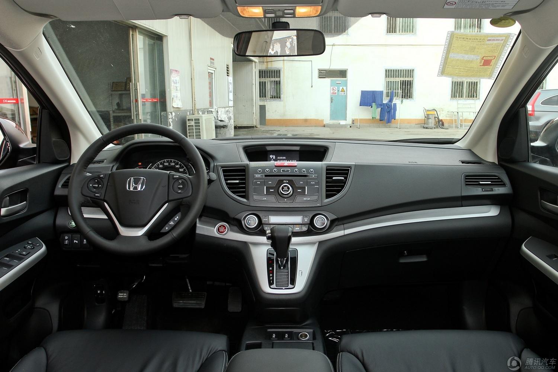 2013款 本田CR-V 2.4L 四驱豪华型(俊雅红)