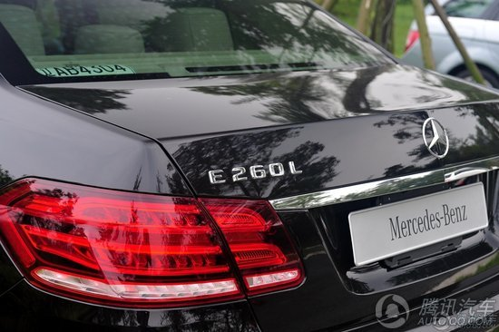 2014款 奔驰E级 试驾实拍
