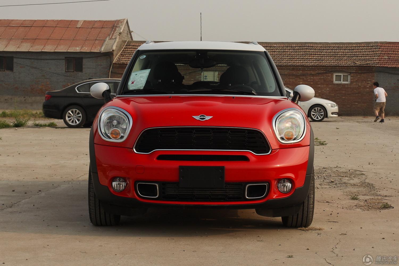 2012款 MINI COUNTRYMAN 1.6T COOPER S