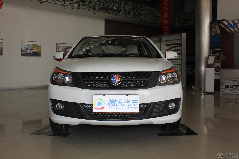 2012款 英伦SC6 1.5L MT精英型