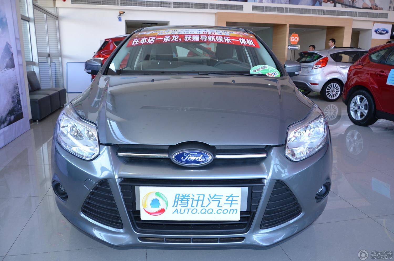 2012款 福克斯 三厢 1.6L AT舒适型