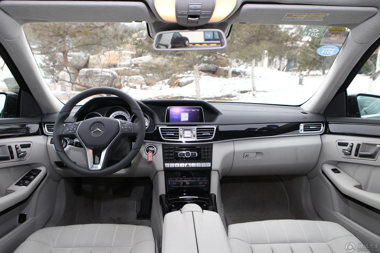 2014款 奔驰E级 E400L 试驾实拍