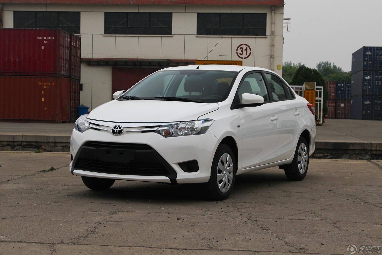 2014款 威驰 1.5l mt智臻版(超级白色)图片