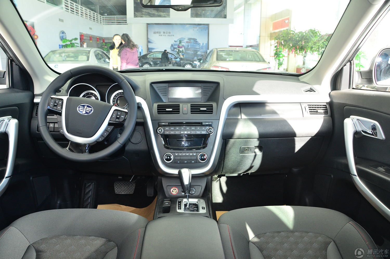 2013款 奔腾X80 2.0L AT舒适型