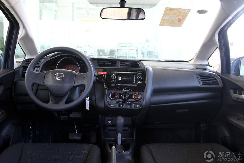 2014款 飞度 1.5L LX CVT舒适型