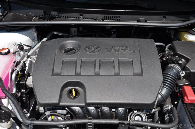 2014款 卡罗拉 1.8L CVT GLX-i