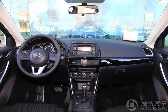 2014款 马自达CX-5 2.0L AT两驱都市型