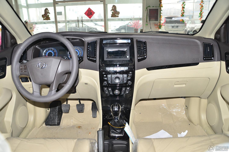 2013款 吉利GC7 1.5L MT尊贵型