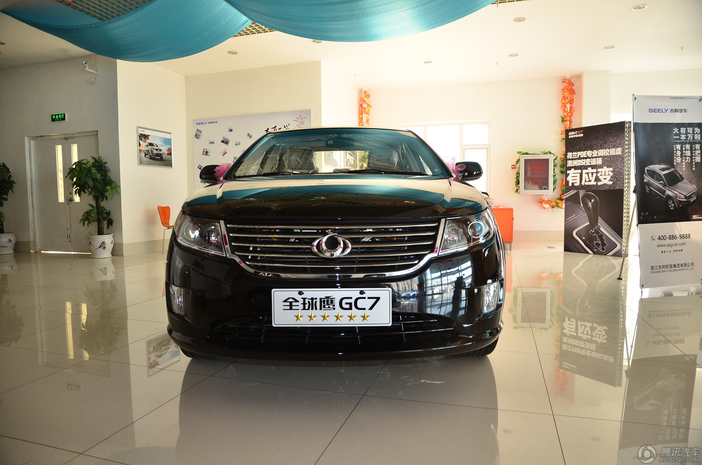 2012款 吉利GC7 1.5L MT豪华型